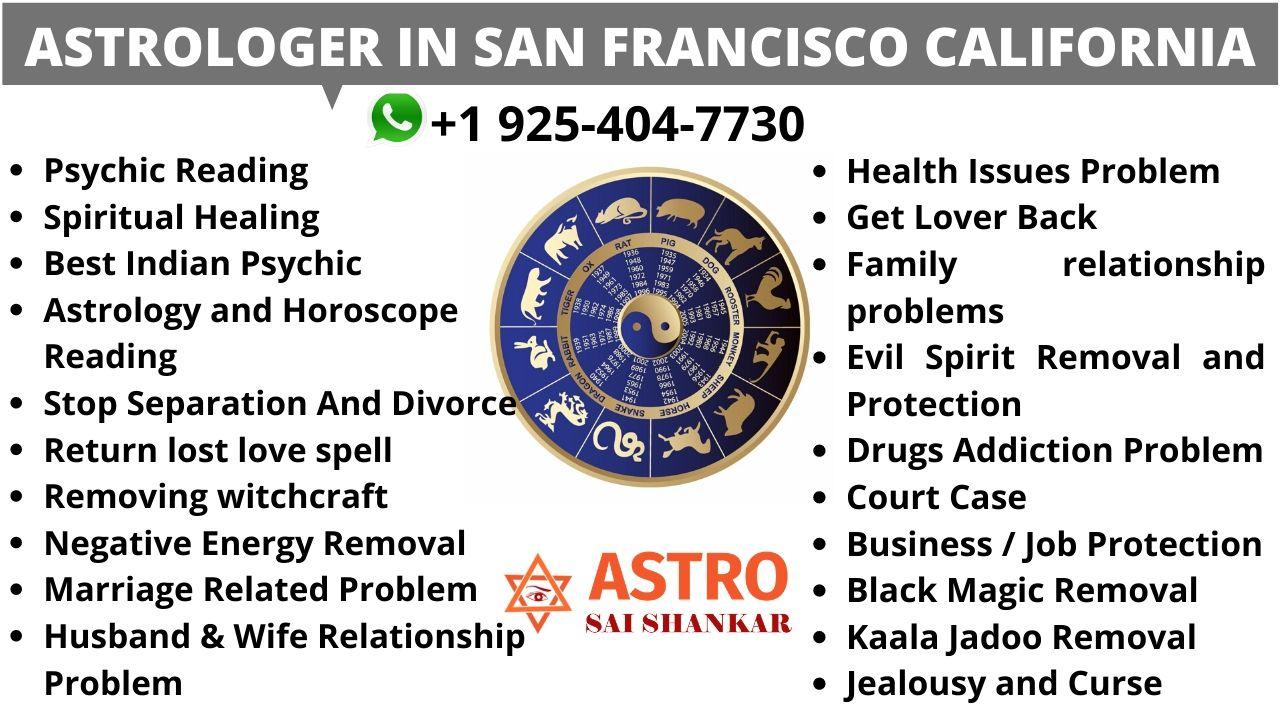 Best Astrologer In San Francisco California