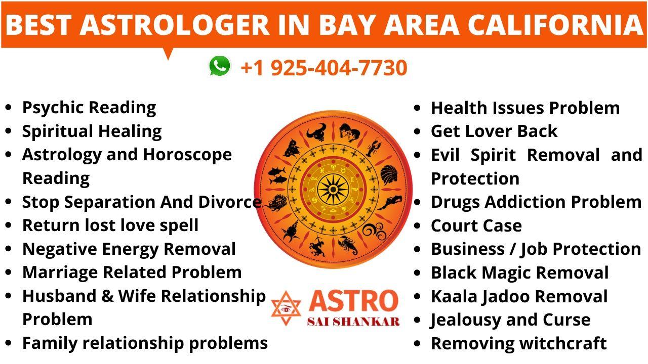 Best Astrologer In Bay Area California