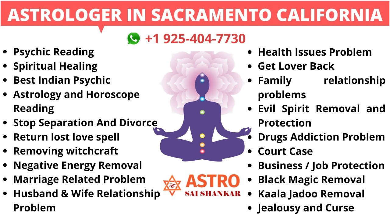 Best Astrologer In Sacramento California