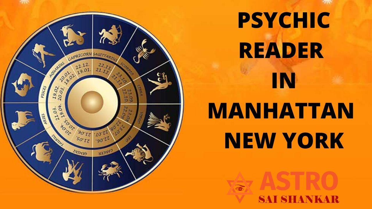Psychic Reader in Manhattan New York