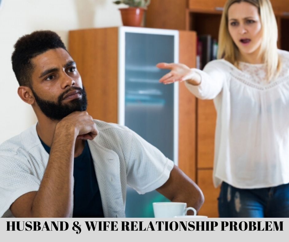 Husband & Wife Relationship Problem